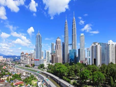 Office space in Kuala Lumpur