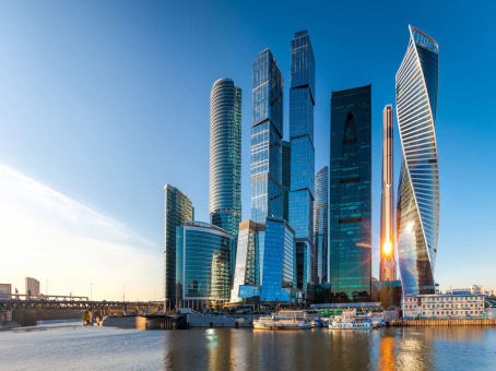 Office space in Moscow