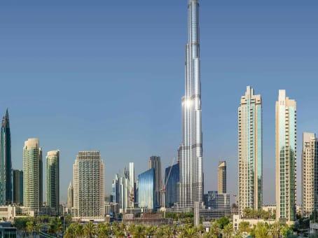 مكتب عمل في دبي