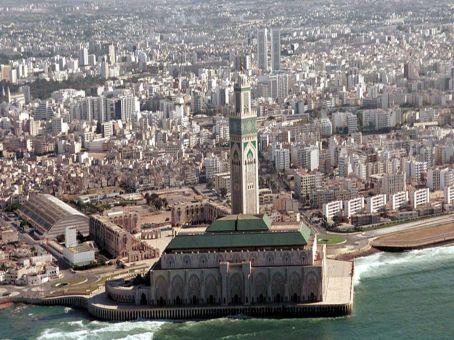 Casablanca : bureaux