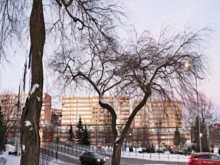 Office space in Solna