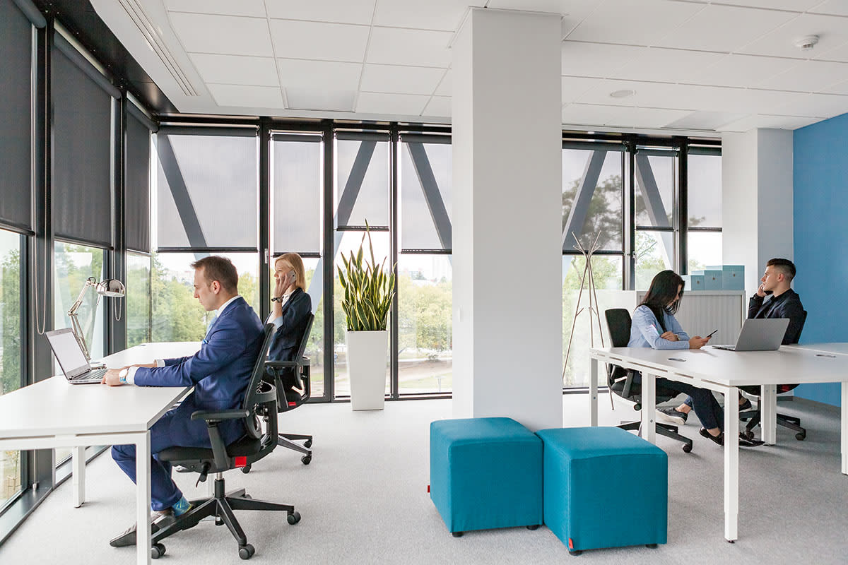 Serviced offices take off in Greece
