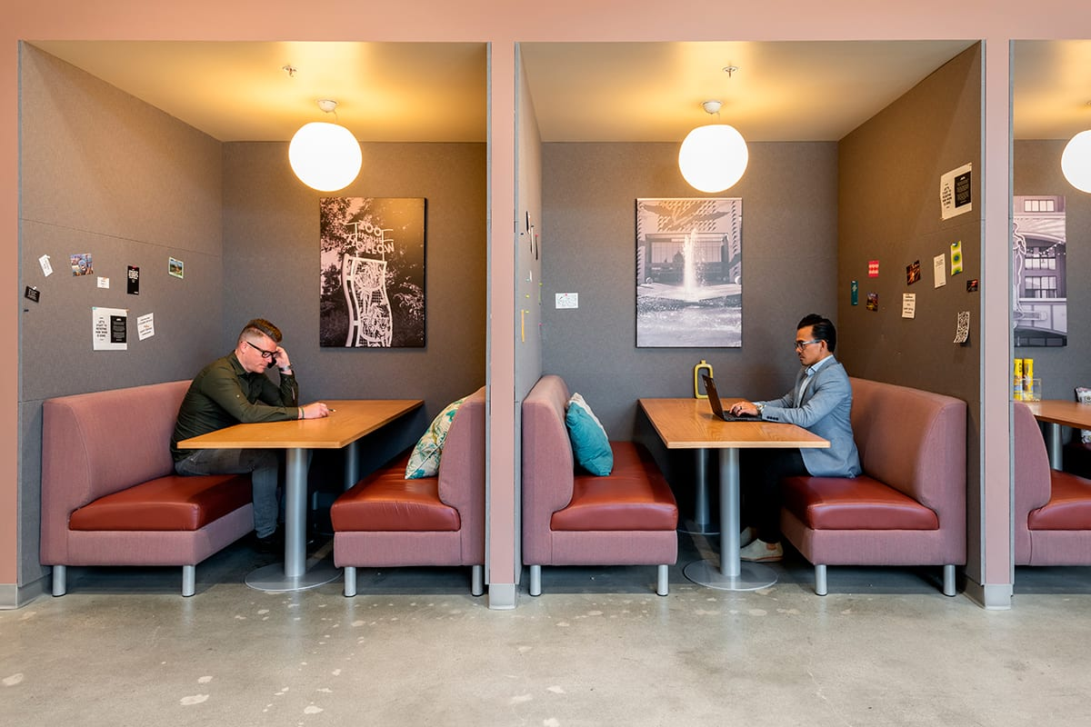 Corporates are part of the future of coworking