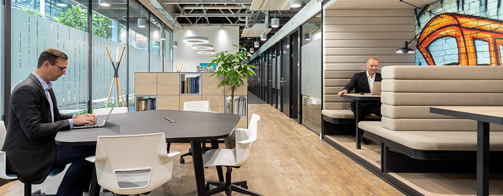 Why property directors are betting on flexible workspace