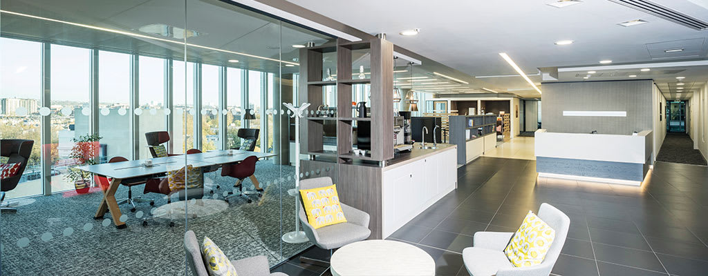 The future of commercial property is flexible workspace