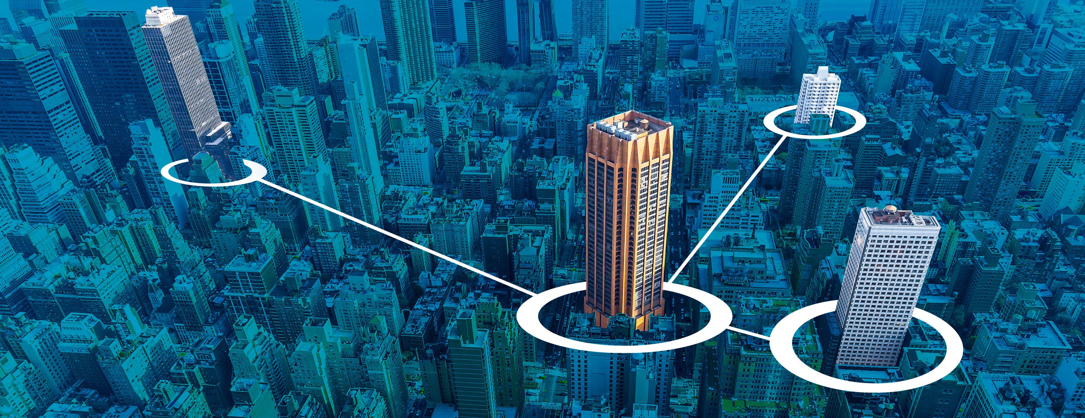 Five companies using the hub-and-spoke model