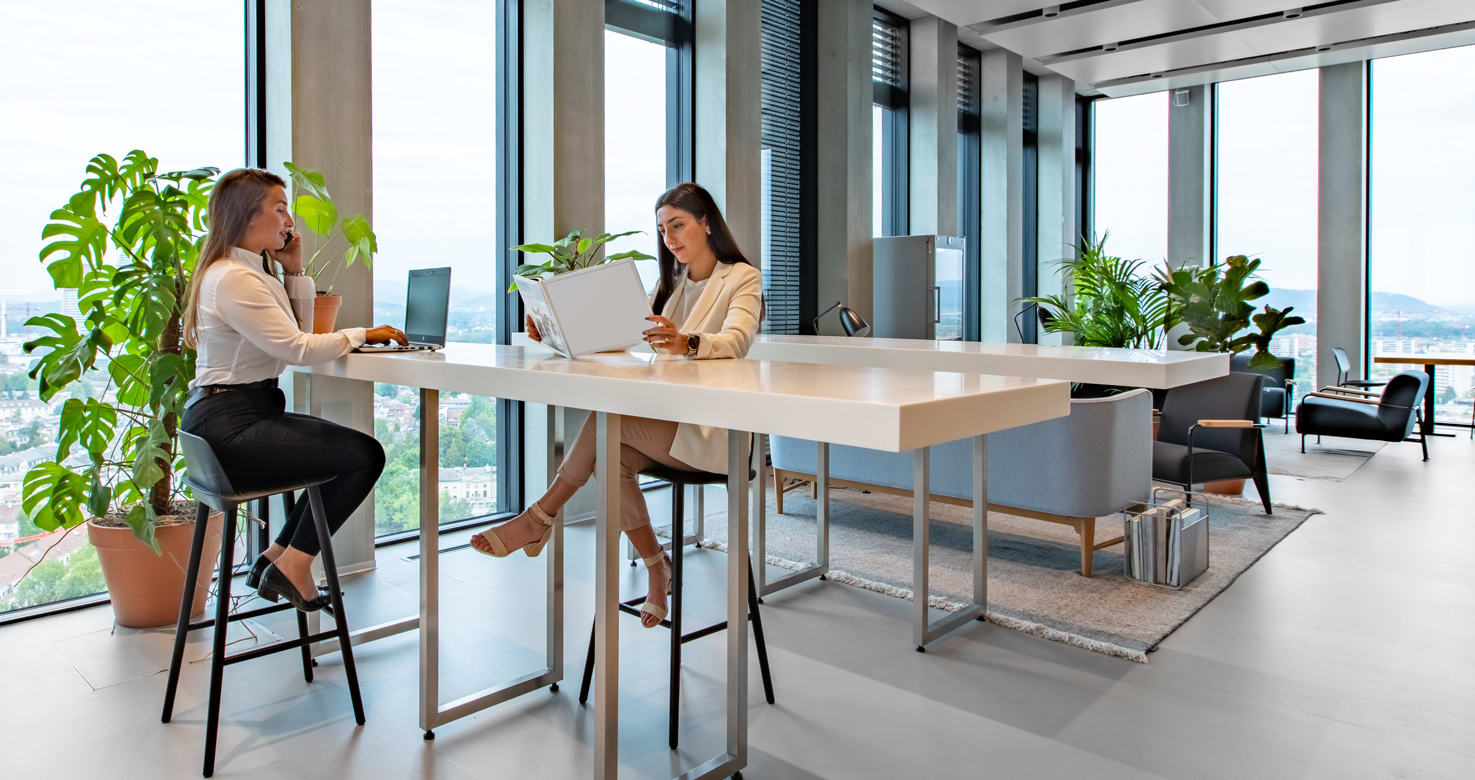 Why forward-thinking property owners are redesigning their office space for productivity