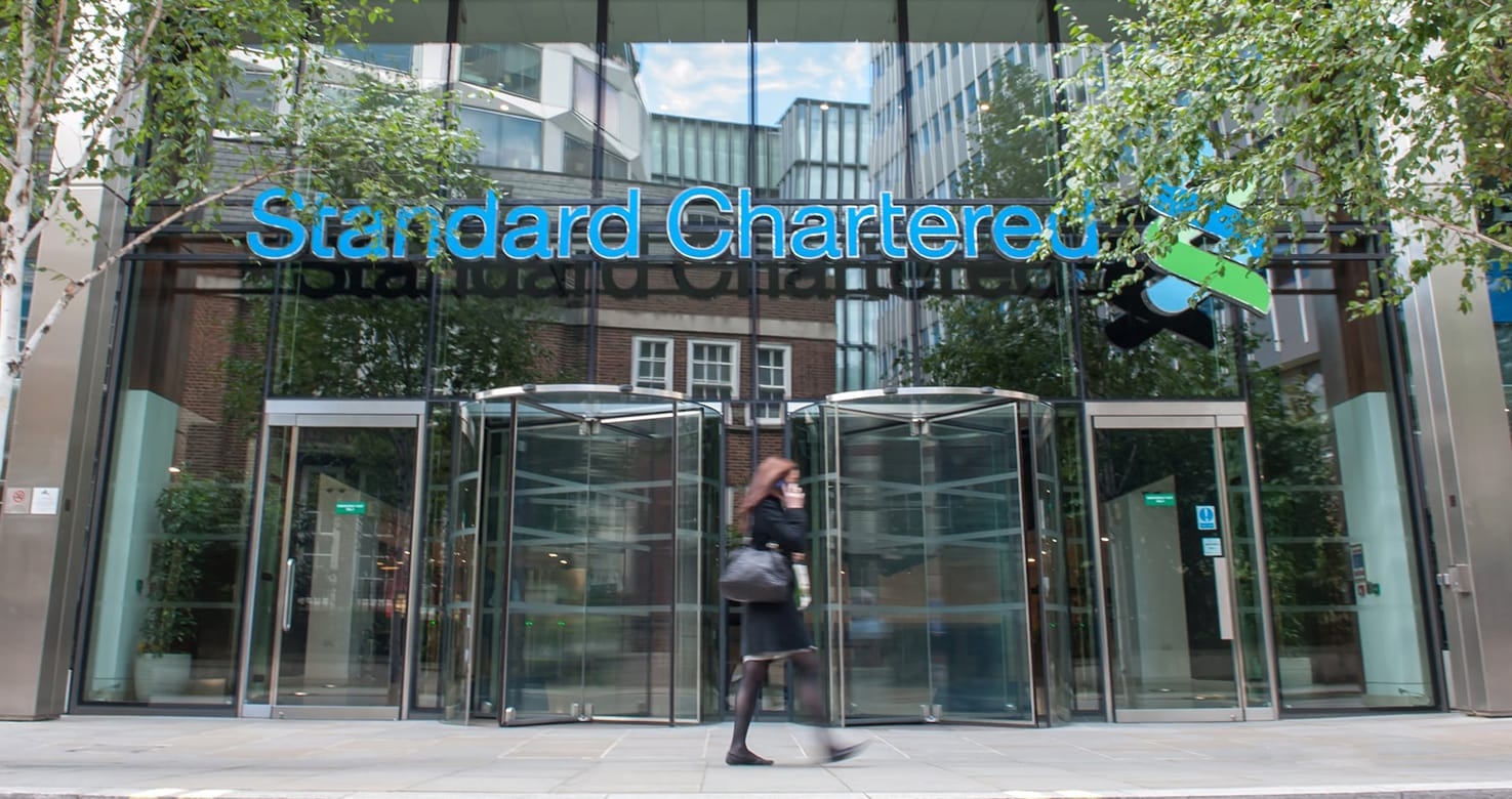Standard Chartered partners with IWG for a more flexible future