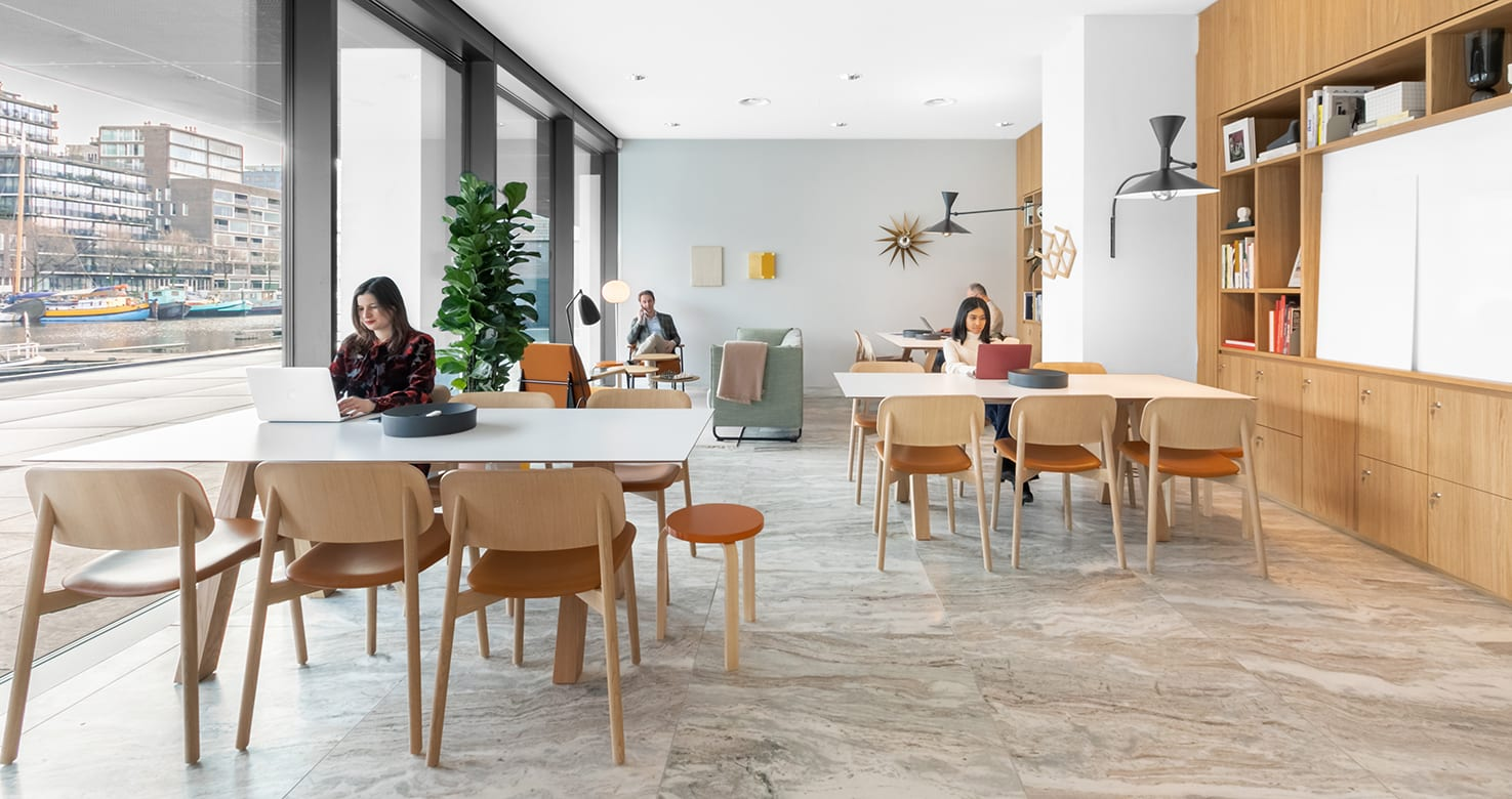 How to redesign your office space for a hybrid workforce