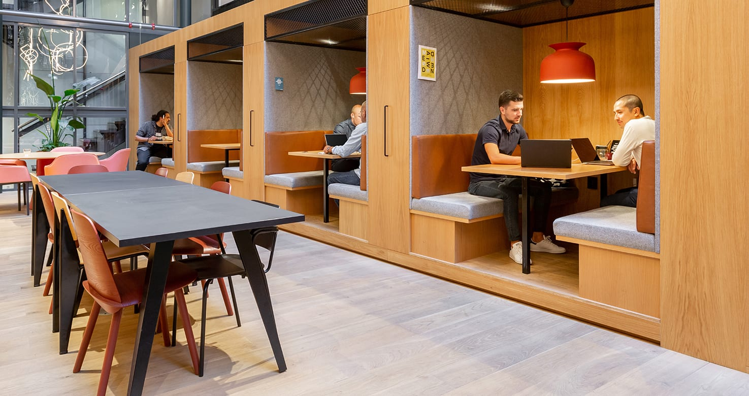 Three enterprises shaking up the concept of 'the office'
