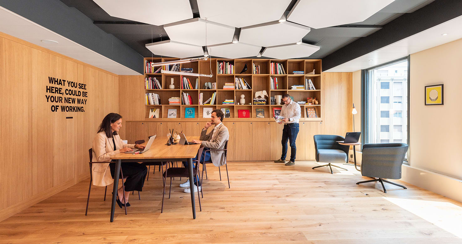 Five reasons why businesses will offer employees access to flexible workspace