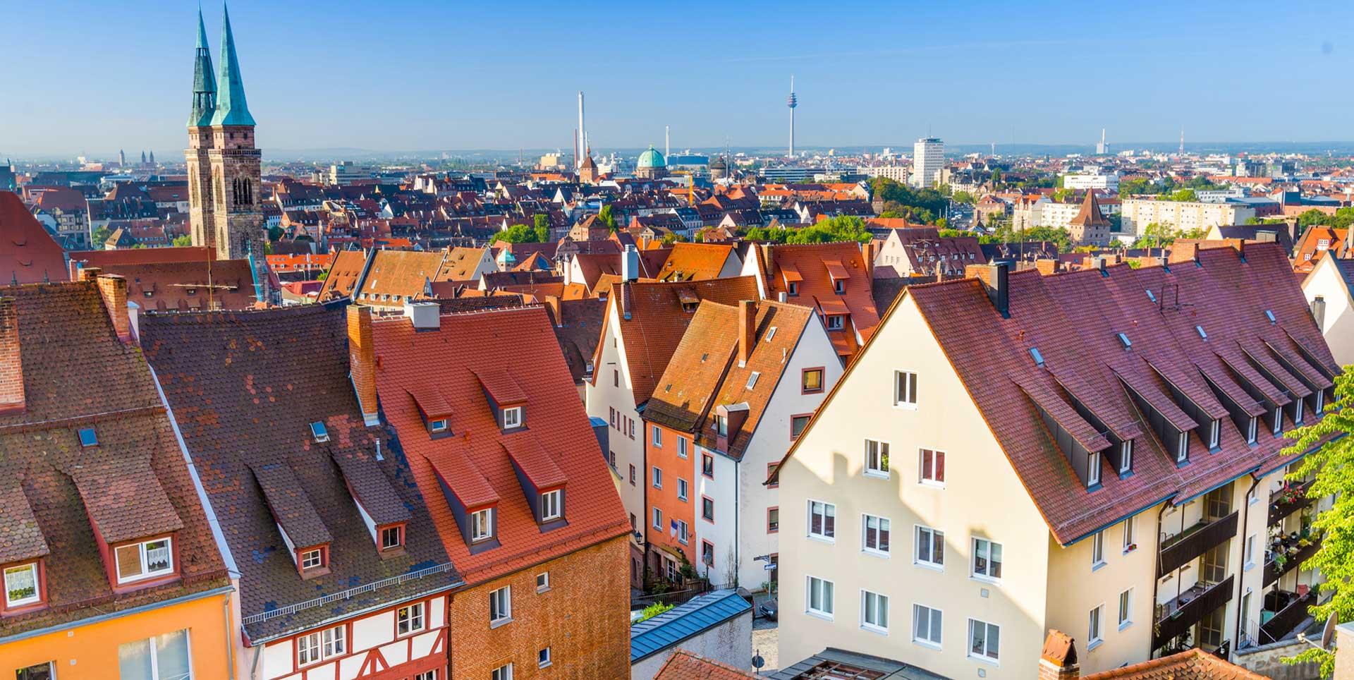 Büroräume in Nürnberg