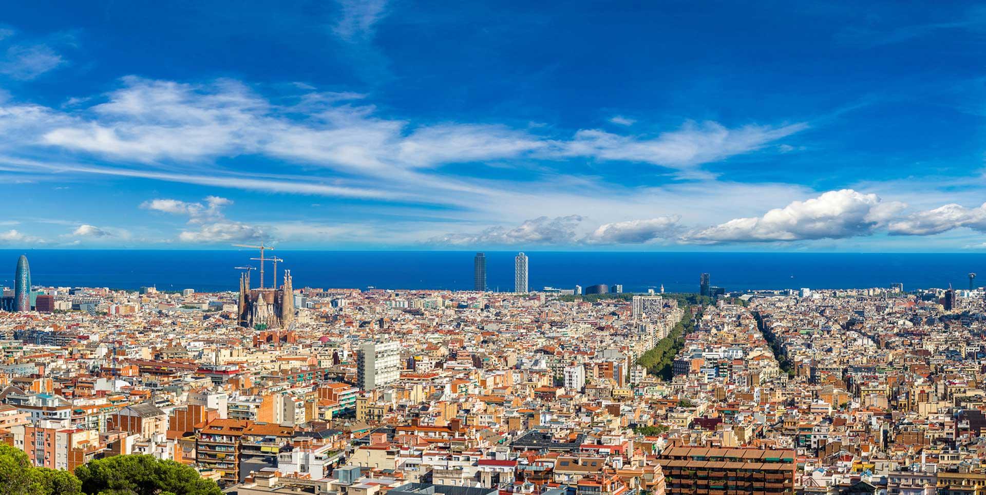 Espacio de oficinas en Barcelona