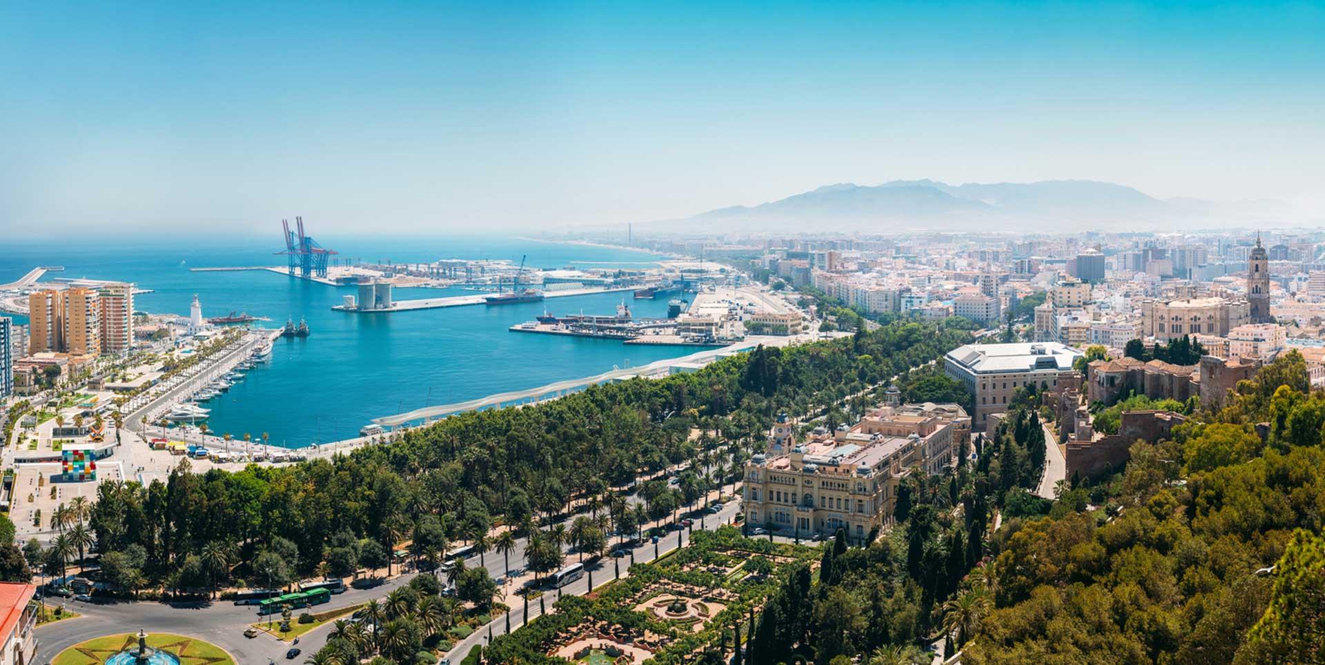 Espacio de oficinas en Málaga